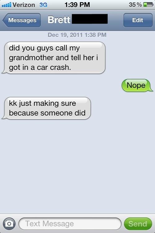 car crash Death died grandmother - 6010780928