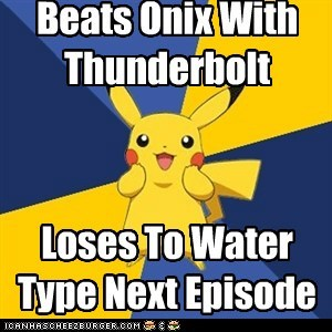 Beats Onix With Thunderbolt Loses To Water Type Next Episode