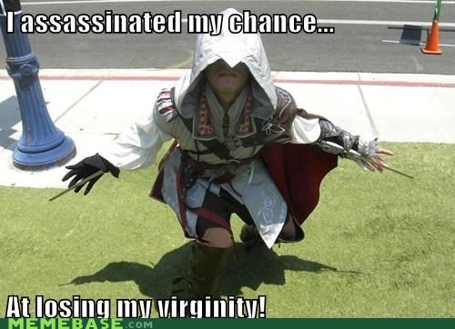 assassins creed,courtesans,hidden blade,the internets,video games,virginity