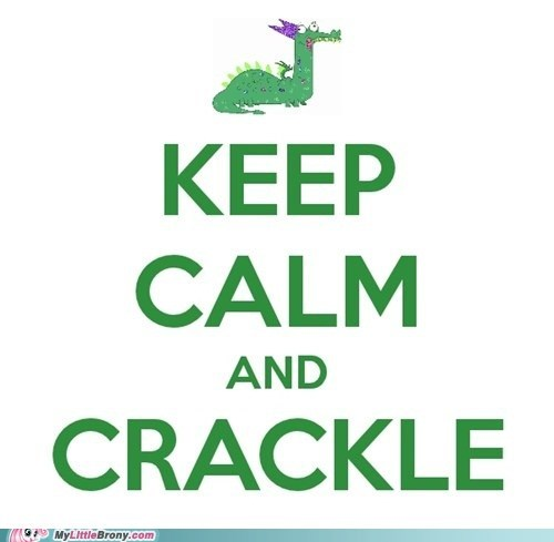 best dragon crackle keep calm meme