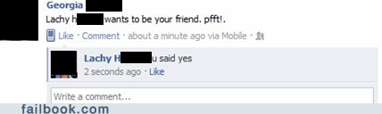 Awkward,unfriend,whoops