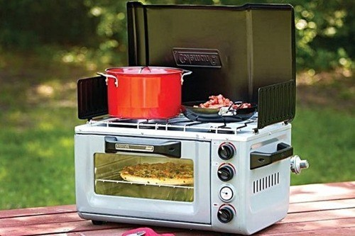 Coleman outdoor-portable-ovenstove Pizza Anywhere - 6013151232