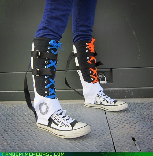 cosplay Portal shoes video games - 6013558272