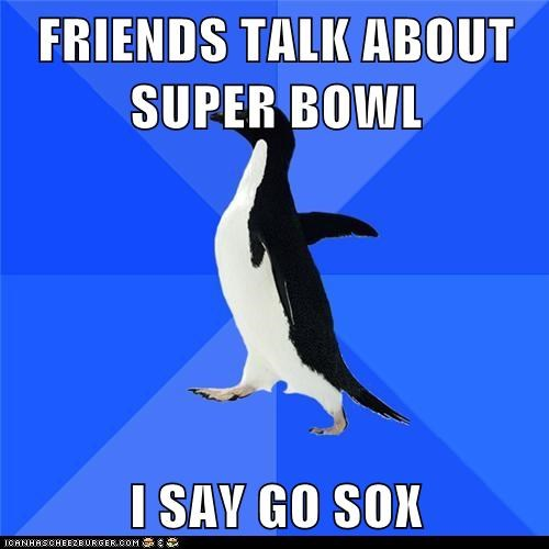 socially awkward penguin - 6013569024