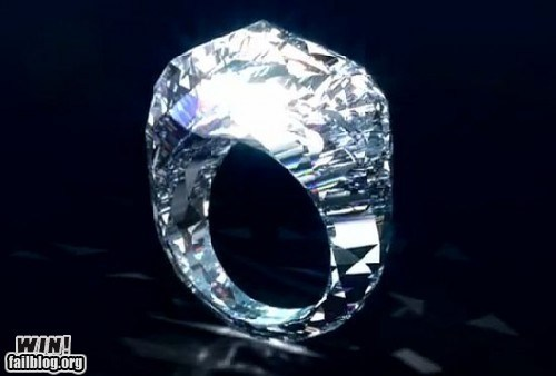 accessory Bling diamond expensive ring - 6013602560
