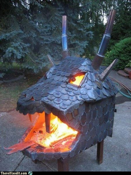 bbq,dragon,g rated,stove,there I fixed it