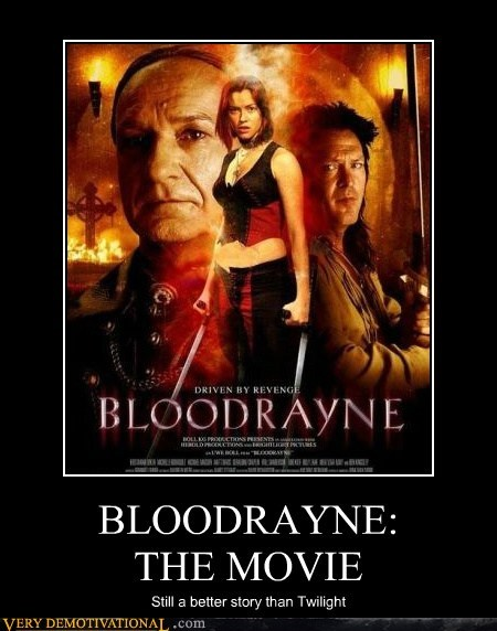 bloodrayne horrible Movie Terrifying wtf - 6013741056