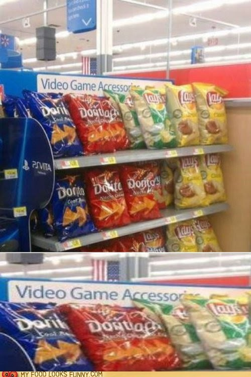 accessories chips doritos gaming snacks - 6013876224