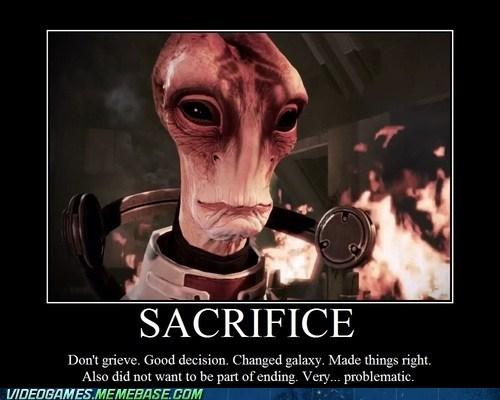 ending,mass effect,mass effect 3,mordin,sacrifice