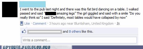 bar burn facebook heavy table - 6014271232