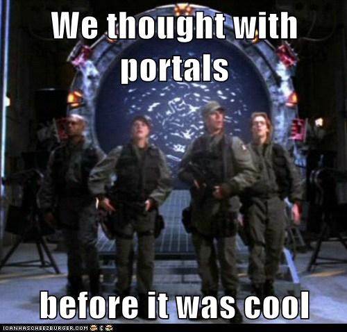 before it was cool hipster Stargate Stargate SG-1