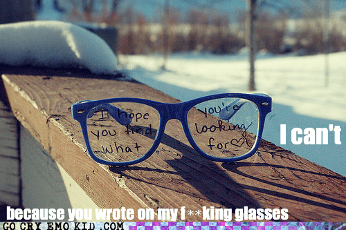 glasses hipster hipsterlulz looking - 6014562304