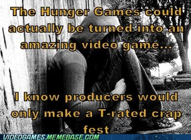 dating sim girls hunger games meme T is for twilight teens video game