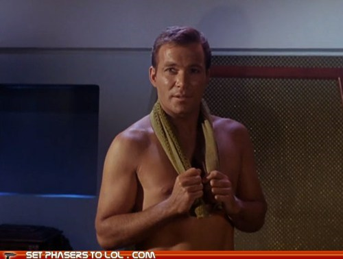 birthday Captain Kirk Star Trek William Shatner - 6014620672
