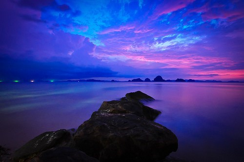 islands sunset thailand - 6014700288