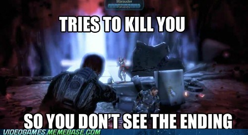 Good Guy Greg marauder shields mass effect mass effect 3 meme - 6014734592