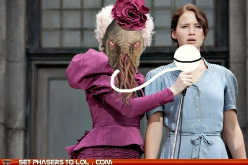 best of the week,effie trinket,hunger games,jennifer lawrence,katniss everdeen,ood,puns