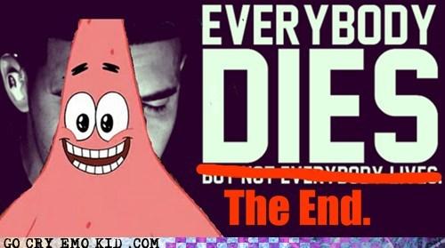 cartoons,emolulz,patrick,SpongeBob SquarePants