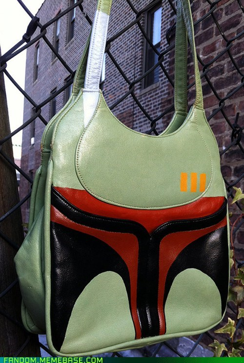 bag,boba fett,Fan Art,purse,star wars
