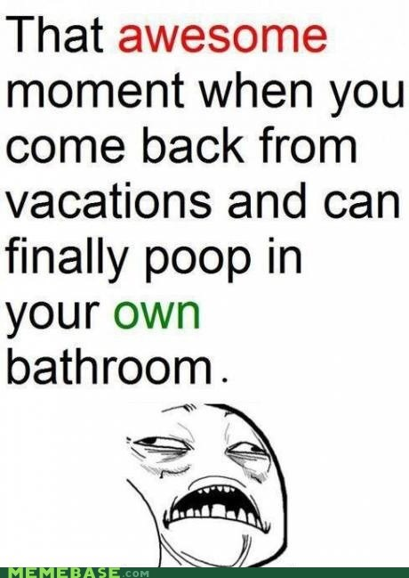 bathroom,poop,Rage Comics,sweet jesus,vacation