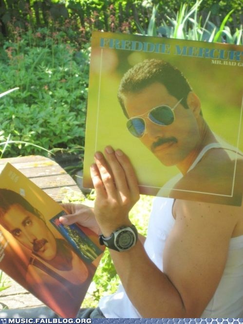 album album cover freddie mercury queen - 6015461376