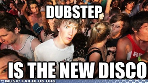 disco dubstep meme sudden clarity clarence - 6015468800
