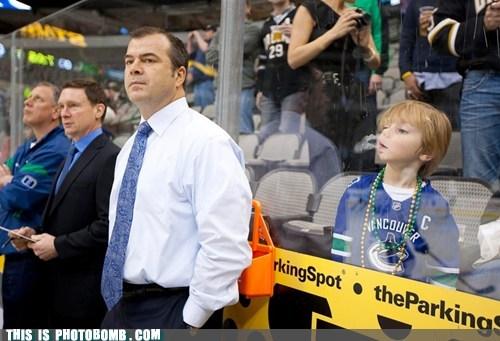 glass Good Times hockey kid vancouver - 6016118528
