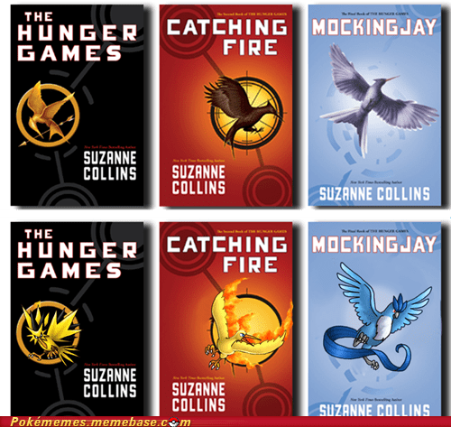 articuno best of week books moltres movie out today Pokébooks hunger games zapdos - 6016381696