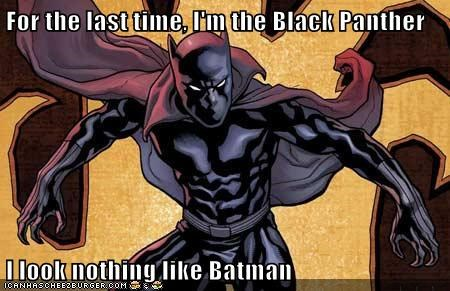 batman black panther hero Super-Lols - 6017279232