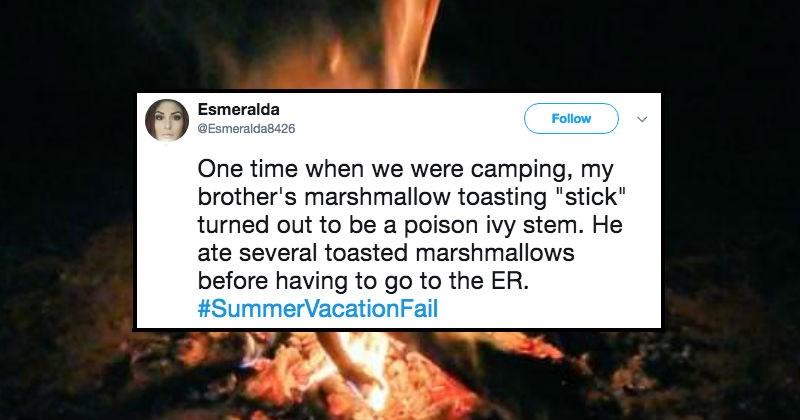 twitter disney FAIL jimmy fallon summer camping hotels mistake vacation - 6018053