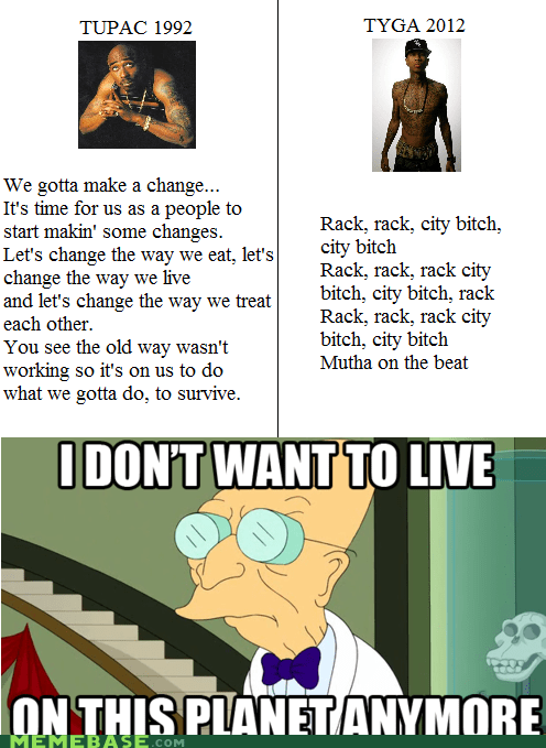 i dont want to live on this planet anymore,lyrics,rap,regression,tupac