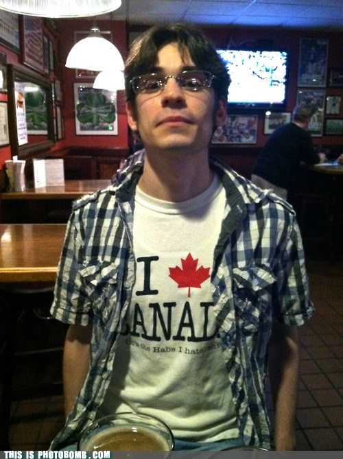 bar Canada shirt when you see it - 6018217728