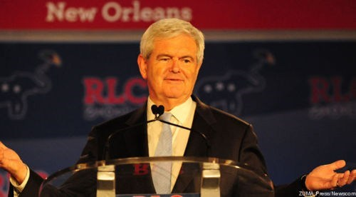 2012 Presidential Race,Irresponsible Response,newt gingrich,potus,President Obama,Secret Muslim