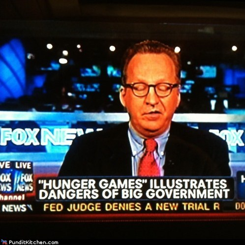 books fox news government hunger games Media movies political pictures - 6018582016