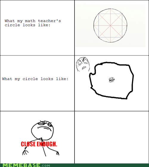 circles Close Enough drawing math - 6018687744