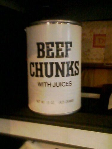 Beef,can,chunks,generic,label