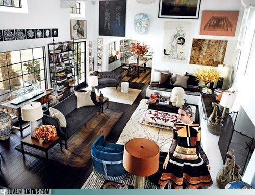 celeb famous living room mario testino model photographer room - 6018873600