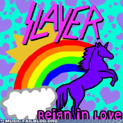 metal rainbows reign in blood slayer unicorns - 6019219456
