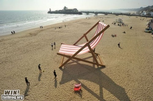 beach,chair,design,world record