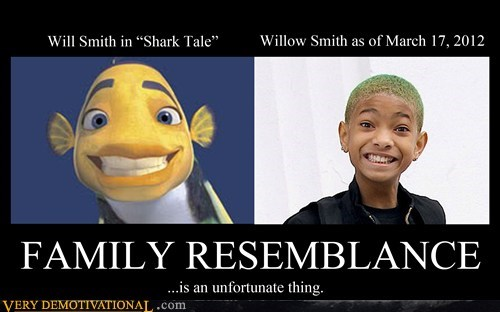 family resemblance hilarious willow smith