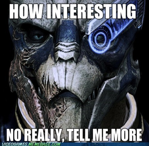 calibrations,condescending garrus,Garrus,mass effect