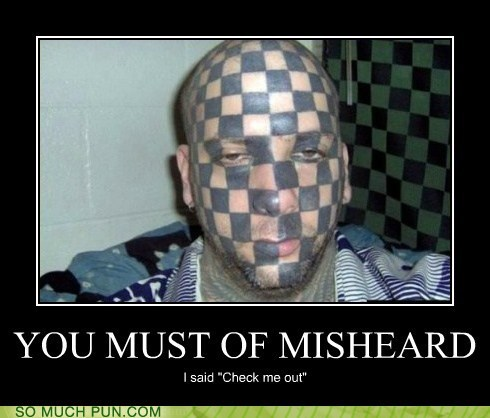 check check me out checks double meaning literalism misheard pattern - 6019737856