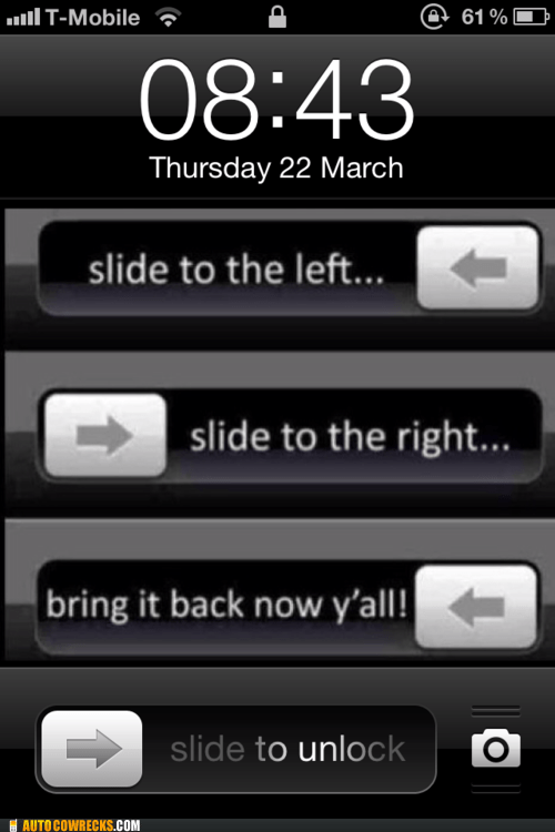 cha cha slide dj casper everybody clap your hands lock screen lockscreen slide to unlock - 6019878144
