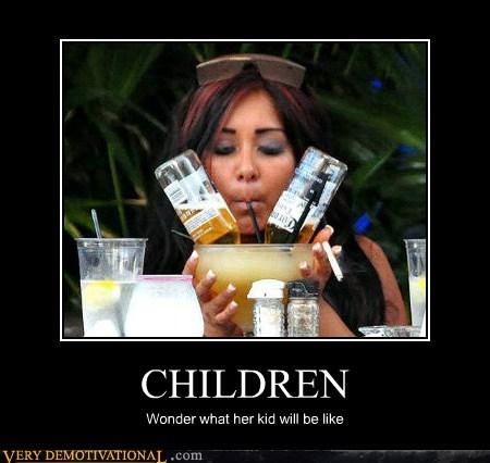 hilarious kid preggers snooki wtf - 6020395776