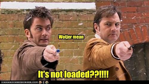 Wotjer mean It's not loaded??!!!!