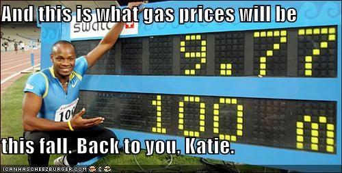 Asafa Powell Economics gasoline olympics - 602167040