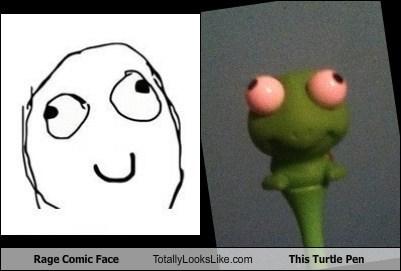 comic face derp funny meme pen TLL turtle - 6023004928