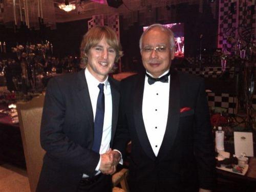 ben stiller,Najib Razak,owen wilson,zoolander