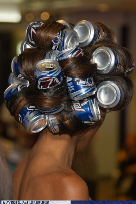 beer curling fashion hair - 6024539136
