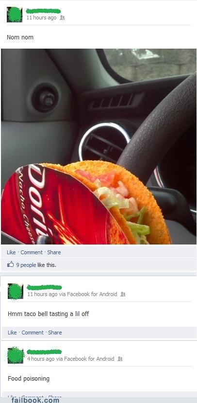 fast food food taco bell - 6024903424